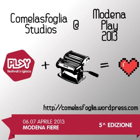 Comelasfoglia @ Play 2013