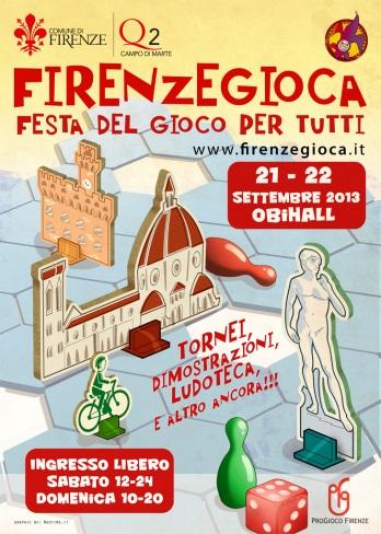 FirenzeGioca 2013 - La festa del gioco per tutti