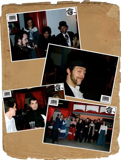 Comelasfoglia + theBOX @ Tequila Boom Halloween Night 2012